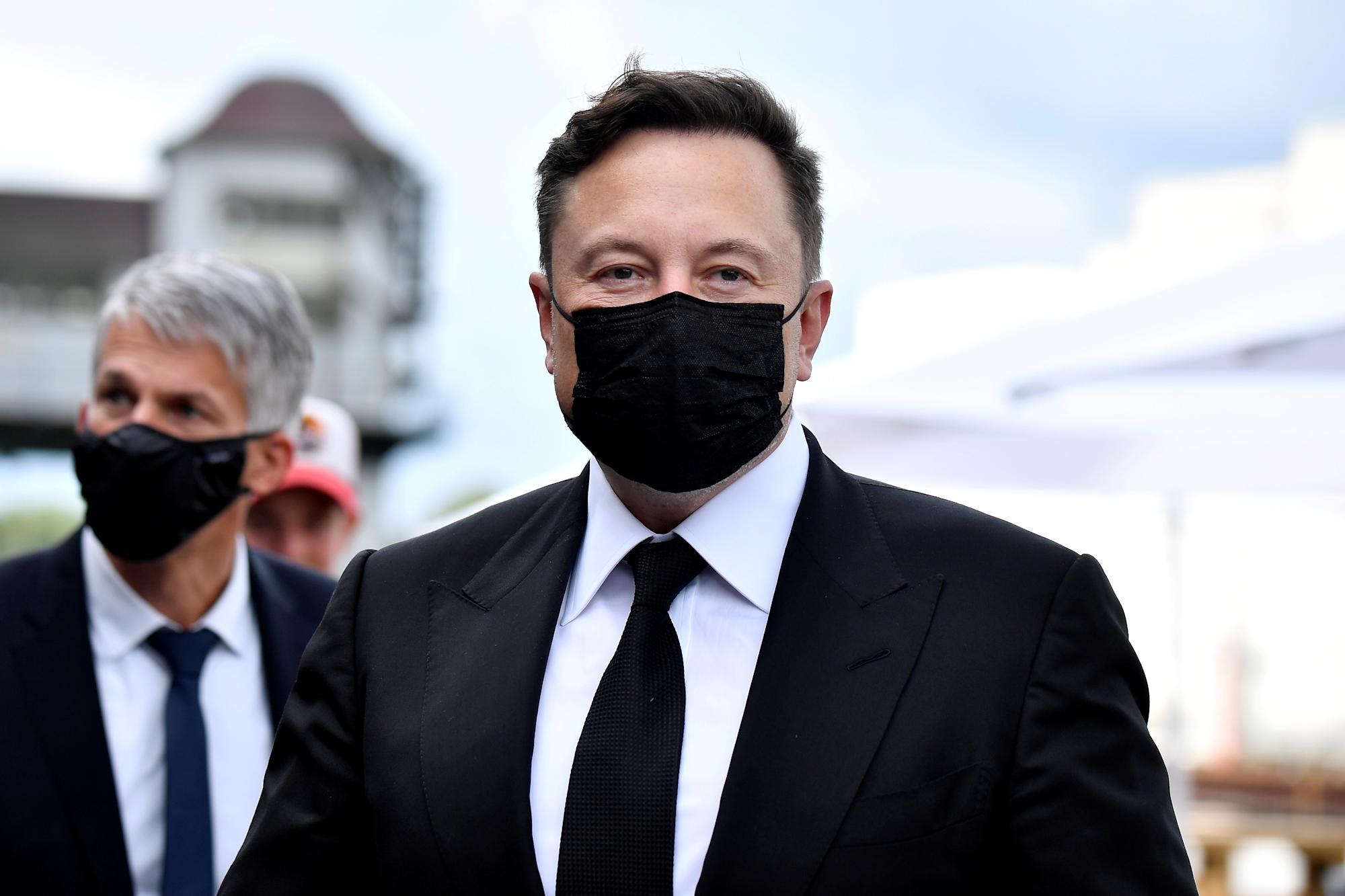 Bitcoin stabilises as Musk backlash spawns new crypto 'stopelon'