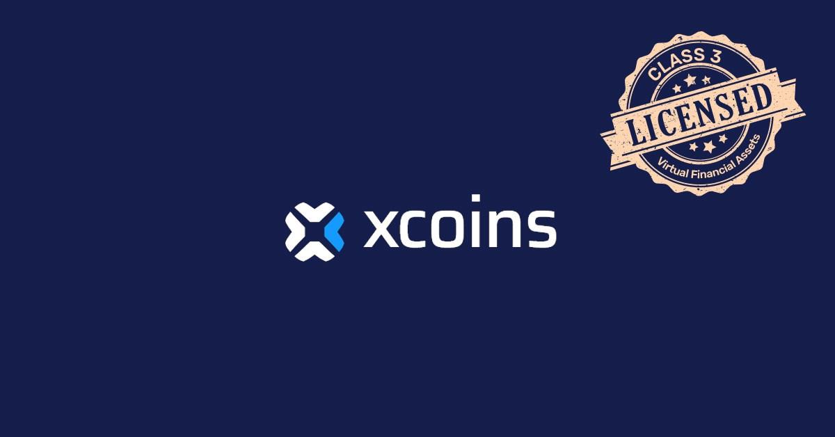Xcoins ontvangt een van de eerste crypto-licenties van MFSA