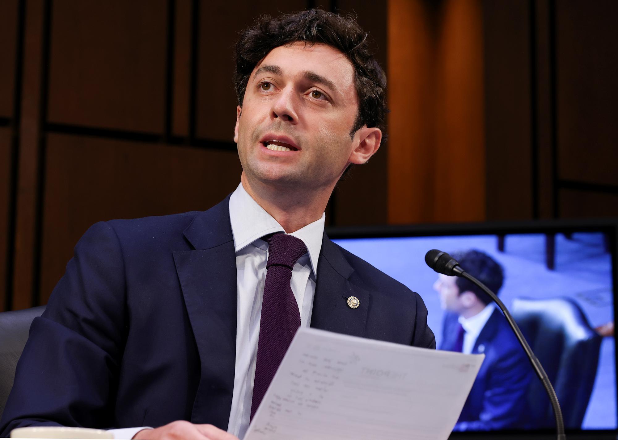 """La producción de energía limpia en Estados Unidos es """"un imperativo económico"""": senador de Georgia"""