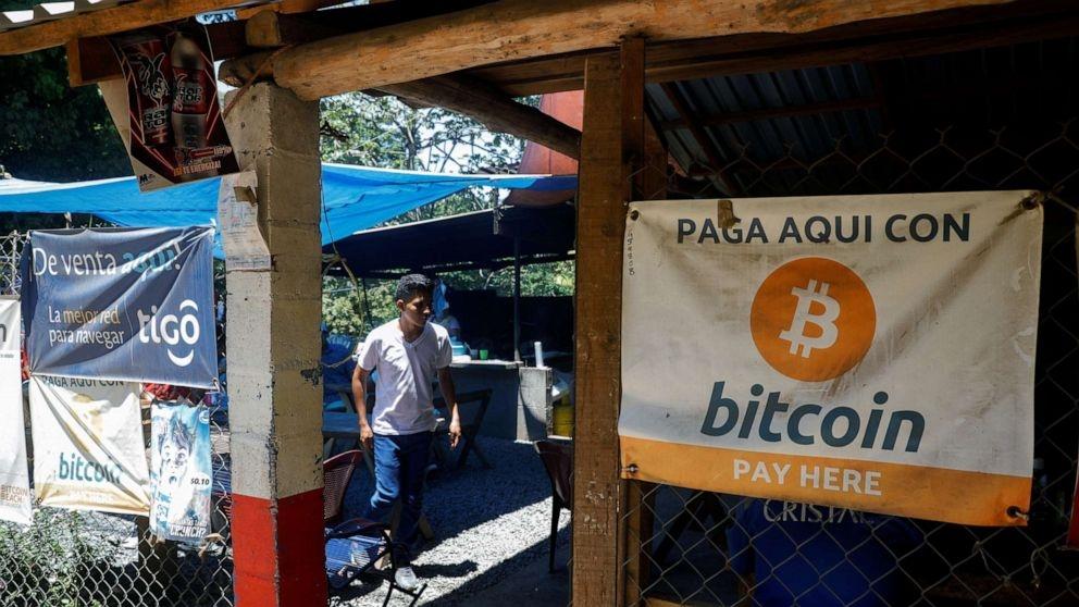 El Salvador wordt het eerste land dat Bitcoin als wettig betaalmiddel gebruikt