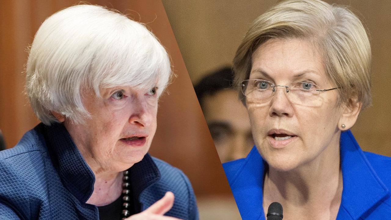 Senator Warren Urges Treasury Secretary Yellen to Urgently Adopt Policy to Mitigate Cryptocurrencies' Risks – Regulation Bitcoin News