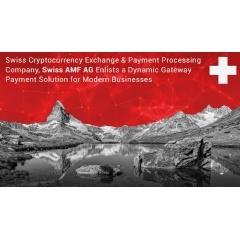 Provedor de serviços de pagamento suíço licenciado e Crypto Exchange para venda