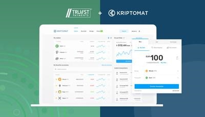 Trust Payments partners with Kriptomat to facilitate 'everyday' cryptocurrency exchange