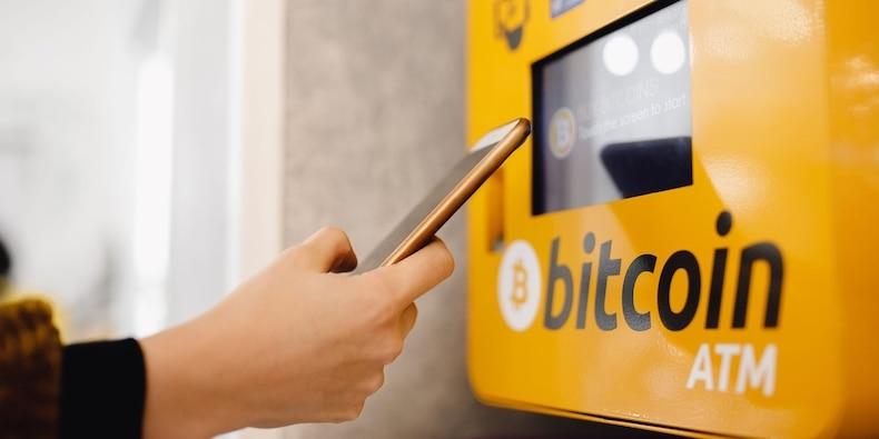Het Amerikaanse netwerk van bitcoin-geldautomaten is kwetsbaar voor hacks, volgens crypto-uitwisseling Kraken