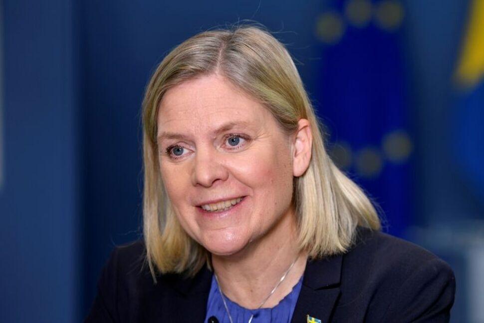 Zweedse minister van Financiën getipt om eerste vrouwelijke premier van het land te worden