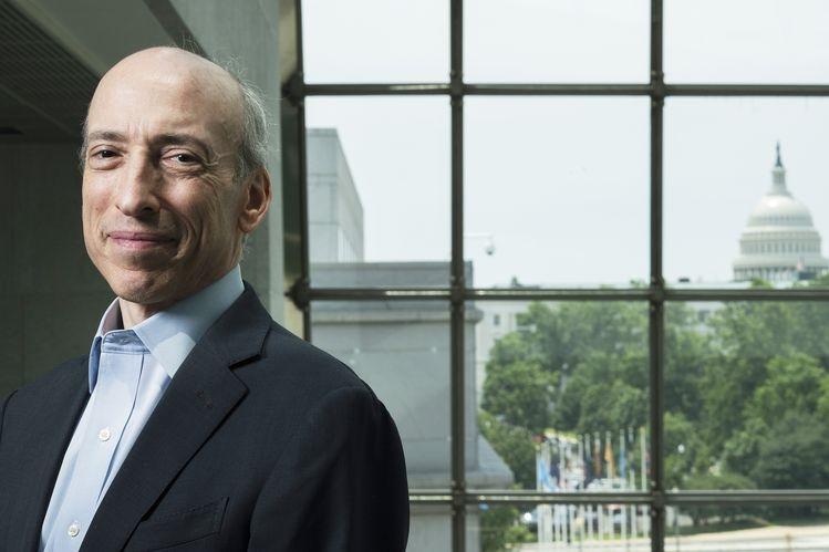 Crypto regulation must address 'gaps' in US oversight, says SEC chair Gensler