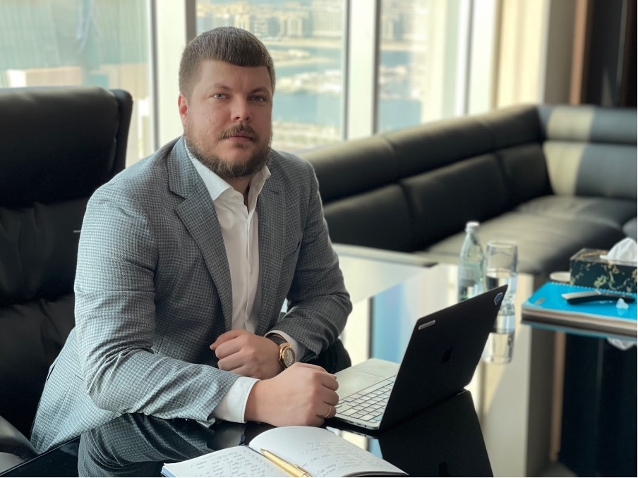 Prylepa spoke about the launch of a new cryptocurrency exchange in Ukraine