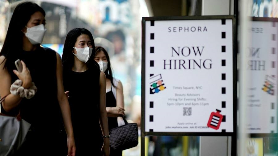 Latest news updates: US job openings fall for first time this year while hiring slows