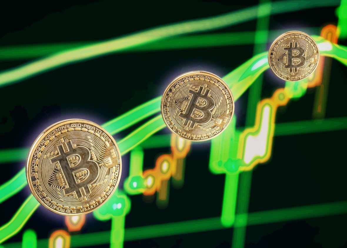 Le prix du Bitcoin se négocie autour de 54 600 $, le marché va-t-il corriger ?