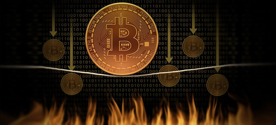 Bitcoin Flash Crashed to $8,200 on Binance.US Crypto Exchange | Finance Magnates