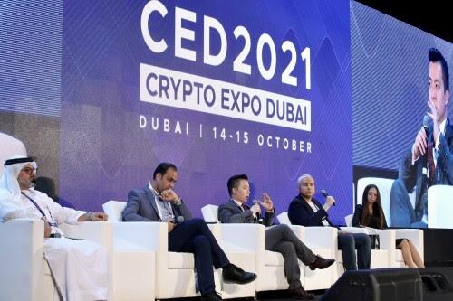 Bybit gewinnt die transparenteste Börse auf der Crypto Expo Dubai 2021